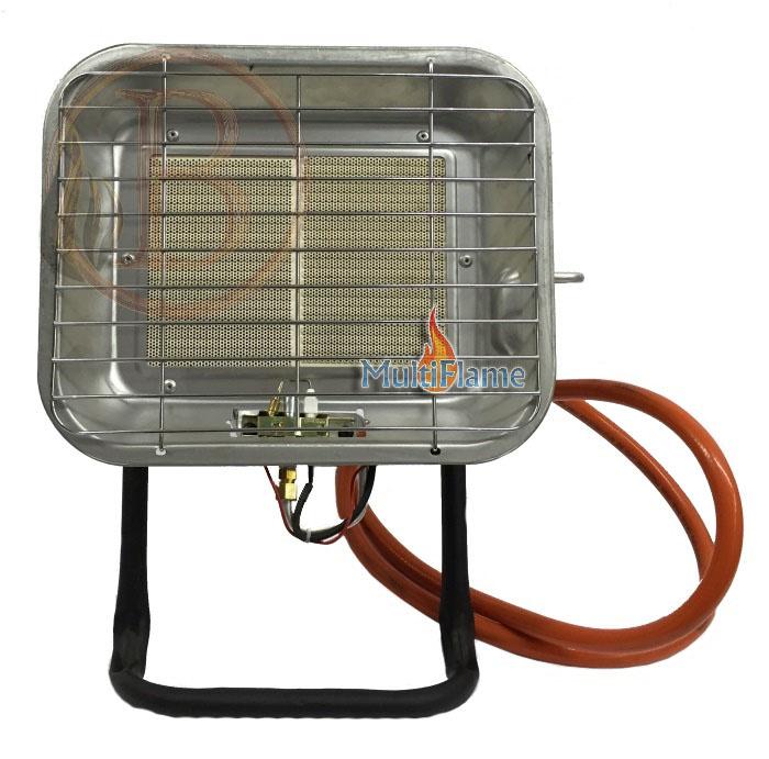Broilfire Infrarood kachel gas straler met waakvlam