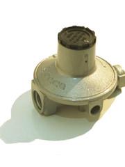 RECA Reca industrie gasdrukregelaar 3 - 4 kg
