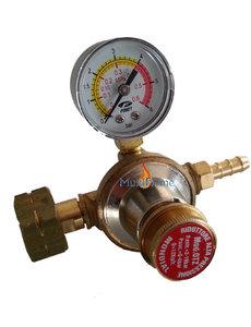 Hogedruk gasdrukregelaar 0 - 3 bar