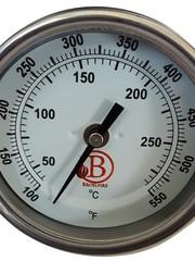 Broilfire Smoker thermometers