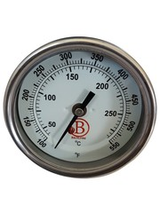 Broilfire Smoker thermometers