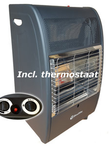 Broilfire BlueFlame met thermostaat