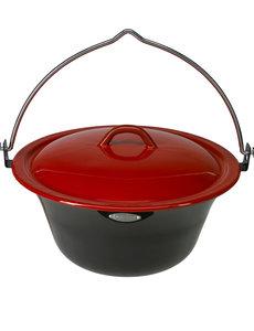 Bon-Fire Pannen met deksel