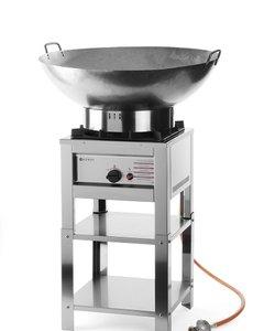 Universele wok ring