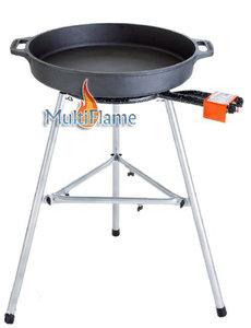 Paella brander onderstel