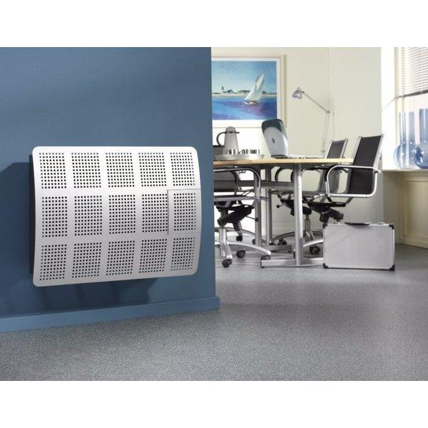 Dru Style gas gevelkachels thermostaat geregeld met muurdoorvoer