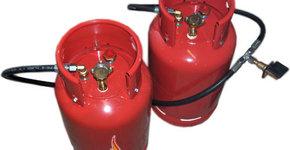 LPG gasdamptanks