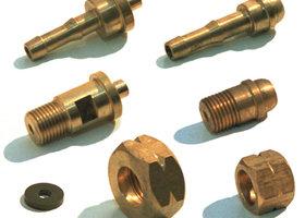 Gas technische onderdelen