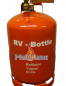 RV Bottle LPG gasfles 14.5 Liter