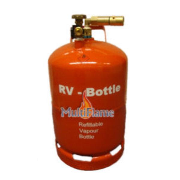 RV Bottle small LPG gasfles 14.5 Liter