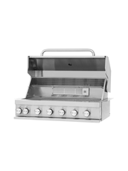 Mustang Gas grill Jewel 6 pits inbouw