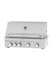 Mustang Gas grill Pearl 4 pits inbouw