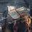 Mustang grill rek 55 cm verchroomd