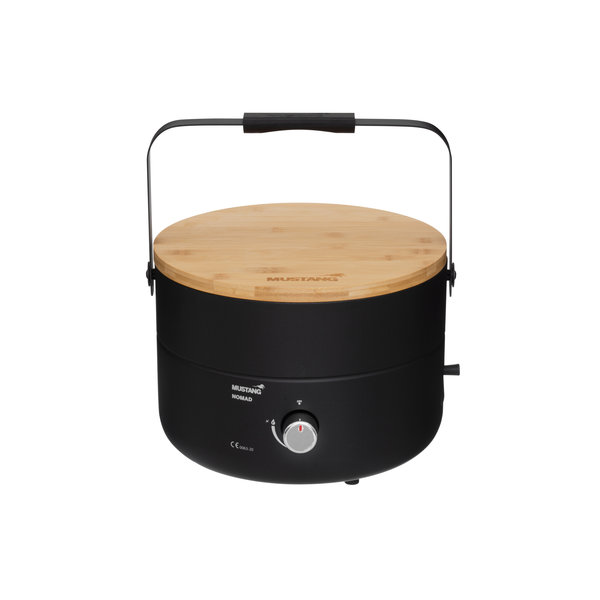 Mustang Compact Gas Grill Nomad