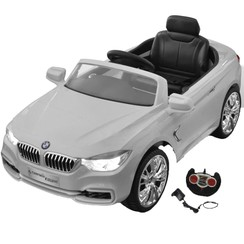 BMW Speelgoedauto met afstandsbediening (Wit)