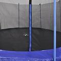 vidaXL Trampolineset vijfdelig 4,26 m
