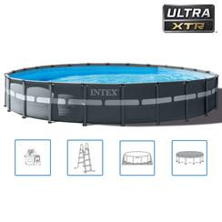 Zwembadset rond Ultra XTR Frame 732x132 cm 26340GN