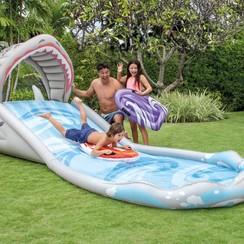 Waterglijbaan opblaasbaar Surf 'n Slide 57159NP