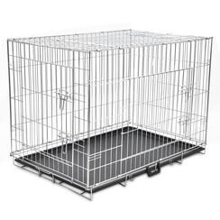 Hondenbench inklapbaar XL metaal