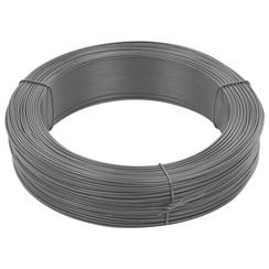 Hekbinddraad 250 m 1,4/2 mm staal antraciet
