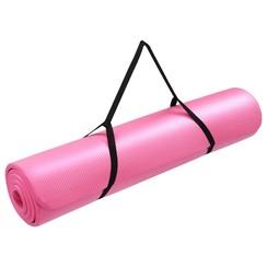 Yogamat 100x190 cm EVA roze