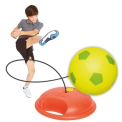 Swingball voetbal Reflex rood en geel 7225MK