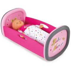 Baby Nurse Wiegend ledikant 29x52x26 cm 220313