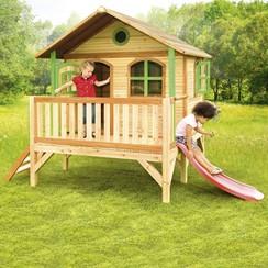 Speelhuis Stef hout