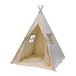 Tipi tent Alba crèmewit C052.101.00