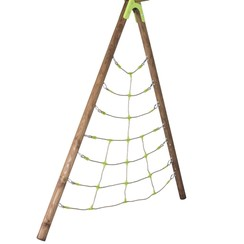 Webset Spider voor houten schommelsets 2,3 m J-900550