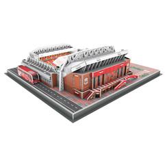 142-delige 3D-puzzelset Liverpool Anfield Road