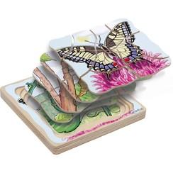 Vlinder Lagen Puzzel 17054