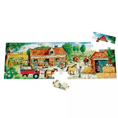 Pony-boerderij Vloerpuzzel Floor 16208