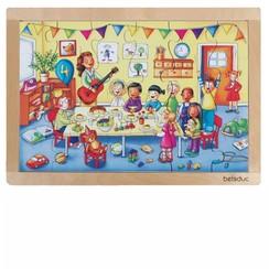 Verjaardagspuzzel Frame 12003
