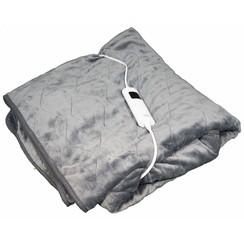 Elektrische deken 180x130 cm grijs 804.080