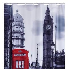 Douchegordijn London 180x200 cm