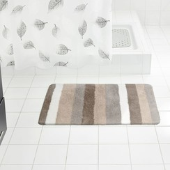 Badkamermat Carl 60x90 cm beige 7102309
