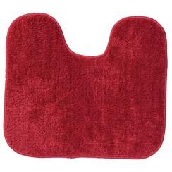 toiletmat Doux 45 x 50 cm rood 294428459