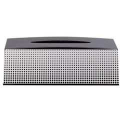 tissuebox Speckles zwart 361890819