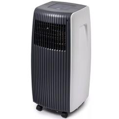 airconditioner 1200 W zwart en wit DO262A