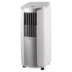 Mobiele airconditioner 1,01 kW 90 m² zilver en wit P 426