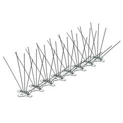 6 st Anti-vogelpinnen 32x11x18 cm
