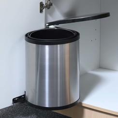 Afvalbak inbouw 12 liter