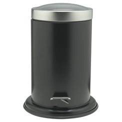 Pedaalemmer Acero zwart 3 L 361732419