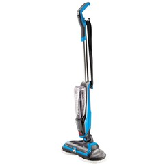 Vloerreiniger SpinWave blauw 20522