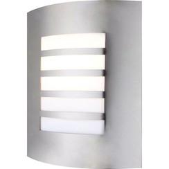 Wandlamp voor buiten ORLANDO roestvrij staal + mat nikkel 3156-5