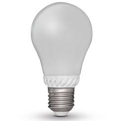 peervormige led-lamp 7W E27 230V 2700K (4 stuks)
