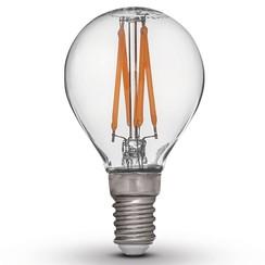 led-lamp E14 230 V 2700 K (4 stuks / WW)