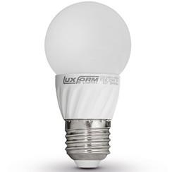 led-lamp E27 230V 5W G50 (4 stuks / EWW)
