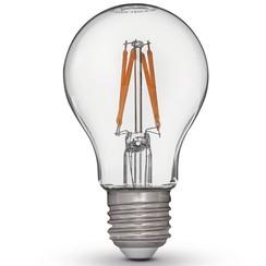 dimbare led-lamp 380 lm E27 230V 2200K (4 stuks)